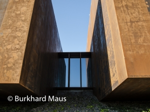 Musée Soulages, © Burkhard Maus