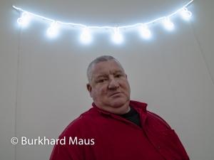 Claude Lévêque, © Burkhard Maus