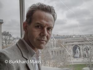 Marc Olivier Wahler, © Burkhard Maus