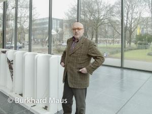 Olaf Metzel, © Burkhard Maus
