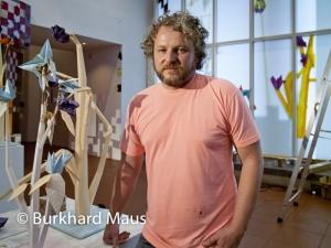 Tobias Rehberger, © Burkhard Maus