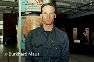 Matthew Barney, © Burkhard Maus