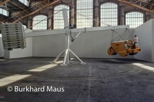 Chris Burden, © Burkhard Maus