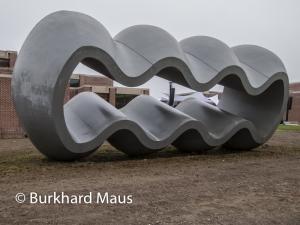 LRichard Deacon, © Burkhard Maus