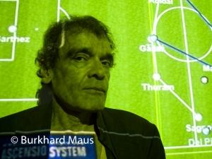 Harun Farocki, © Burkhard Maus