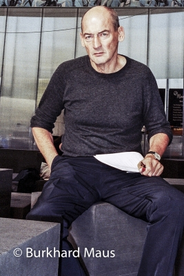 Rem Koolhaas, © Burkhard Maus