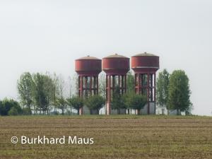 Réservoir d'eau, © Burkhard Maus