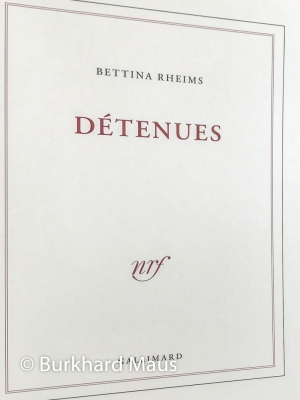 Bettina Rheims, © Burkhard Maus