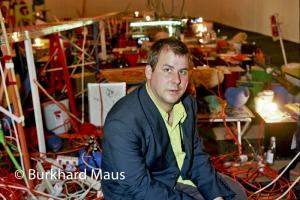 Jason Rhoades, © Burkhard Maus