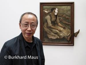 Huang Yong Ping, Burkhard Maus