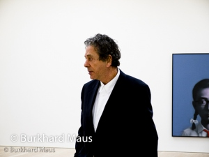 Charles Saatchi, Burkhard Maus