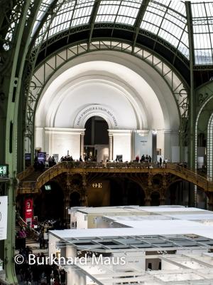 La Foire Internationale d'Art Contemporain (FIAC) 2016 Grand Palais, Paris, © Burkhard Maus