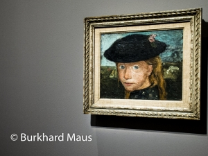 Paula Modersohn-Becker, © Burkhard Maus