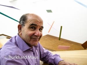 Joel Shapiro, Burkhard Maus