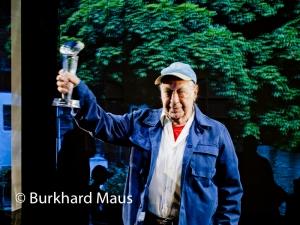 Robert Frank, Burkhard Maus
