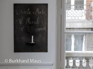 Jannis Kounellis, © Burkhard Mauss