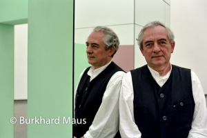 Daniel Buren, © Burkhard Maus