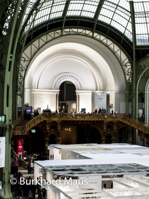 La Foire Internationale d'Art Contemporain (FIAC) 2016 Grand Palais, Paris, © Burkhard Maus