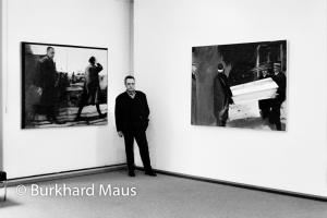Gerhard Richter, © Burkhard Maus
