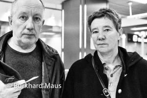 Anna und Bernhard Blume, © Burkhard Maus