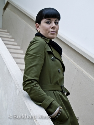 Julia Stoschek, © Burkhard Maus