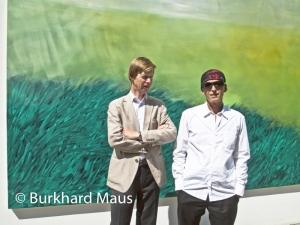 Robert Fleck, Herbert Brandl, Burkhard Maus