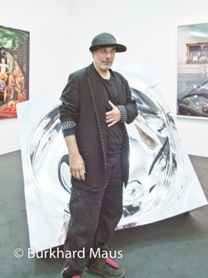 Ron Arad, Burkhard Maus