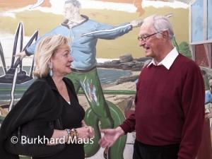 Ute-Barbara und Rudolf Scharpff