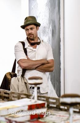 Brad Pitt, © Burkhard Maus