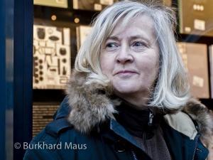 Rosemarie Trockel, © Burkhard Maus