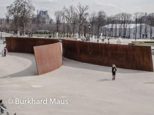 Richard Serra, © Burkhard Maus