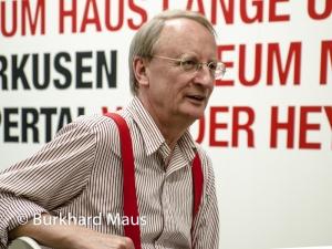 Klaus Staeck, © Burkhard Maus