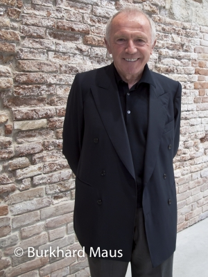 François Pinault, Burkhard Maus