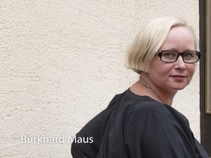 Kathrin Luz, © Burkhard Maus