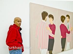 Alex Katz, © Burkhard Maus