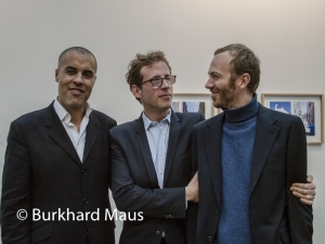Kamel Mennour, Johann König, Jan Mot