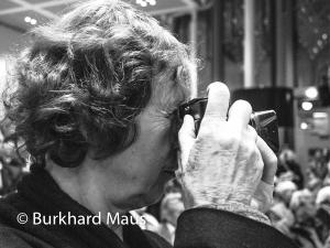 Barbara Klemm, © Burkhard Maus