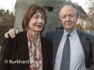 Monique und Werner Spies, © Burkhard Maus