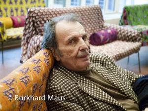 Franz West, © Burkhard Maus