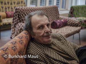 Franz West © Burkhard Maus