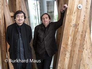 Shigeru Ban & Jean de Gastines, © Burkhard Maus
