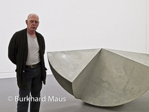 Richard Deacon, © Burkhard Maus