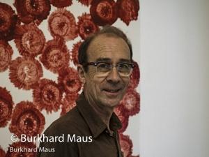 Bernhard Frize, © Burkhard Maus
