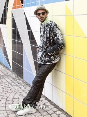 JR © Burkhard Maus
