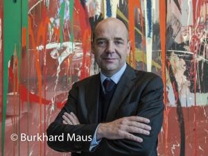 Fabrice Hergott, © Burkhard Maus