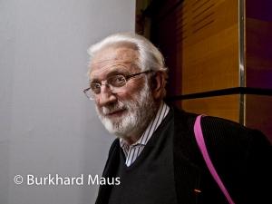 Lucien Clergue, © Burkhard Maus