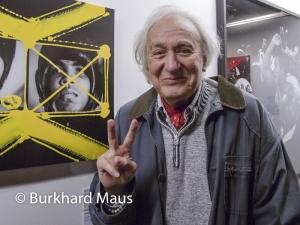 William Klein, © Burkhard Maus