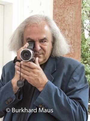 Alain Fleischer, © Burkhard Maus
