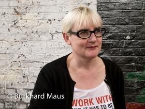 Hilde Teerlinck, © Burkhard Maus