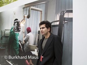 Jamal Penjweny , © Burkhard Maus
